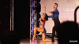 Gio & Gaby Salsa Performance @ DCBX 2017