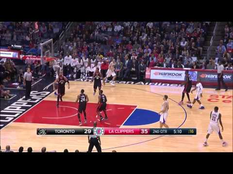 Clippers vs Raptors Full Highlights | 11/21/16