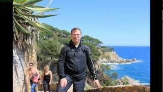 Экскурсионный тур по Испании - День 1(13 апреля 2012 года. Отчёт в формате скринкаста. Экскурсионный тур