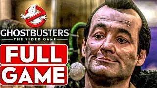 GHOSTBUSTERS THE VIDEO GAME Gameplay Walkthrough Part 1 FULL GAME [Xbox One] - No Commentary