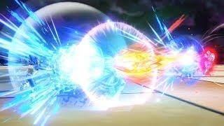 Vegeta Blue Evolution! Big Bang Barrage Clashes! - Dragon Ball Xenoverse 2
