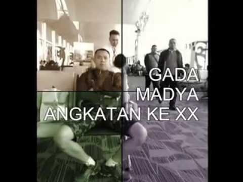 1 Gada madya angkatan ke XX PT ISS Indonesia