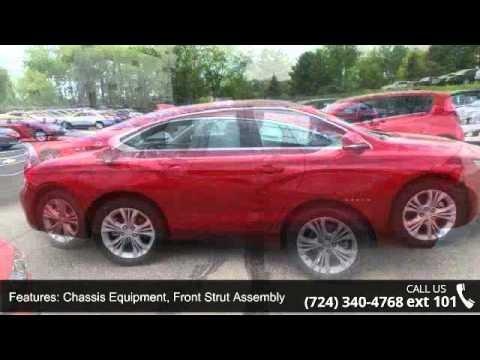 2015 Chevrolet Impala LT   Baierl Chevrolet   Wexford, PA.