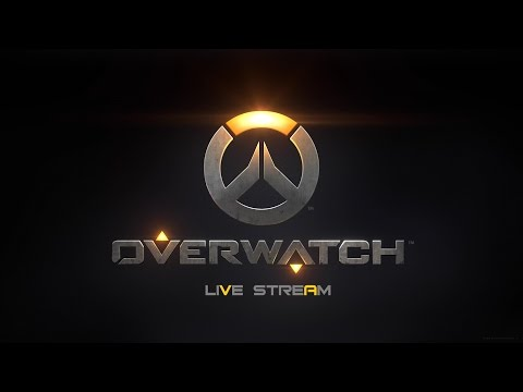 [LIVE] Overwatch: Capture the Rooster (golden bow gameplay)