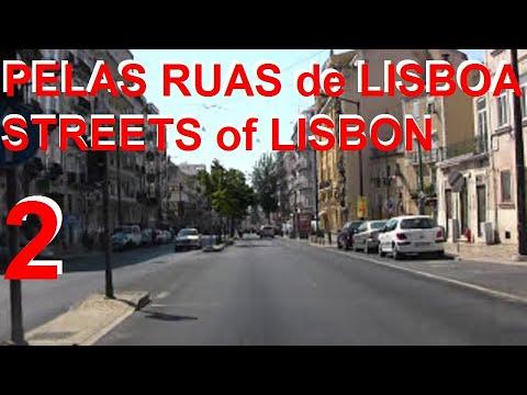 Lisboa , Pelas Ruas de Lisboa  ( Part II ) Streets of Lisbon , Portugal