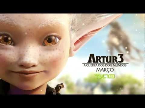 Artur 3 A Guerra Dos Dois Mundos Youtube