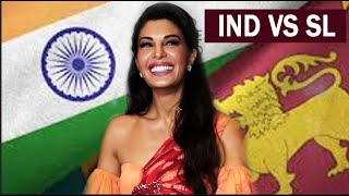 India or Sri Lanka? Which Cricket Team Jacqueline Fernandez Supports ?