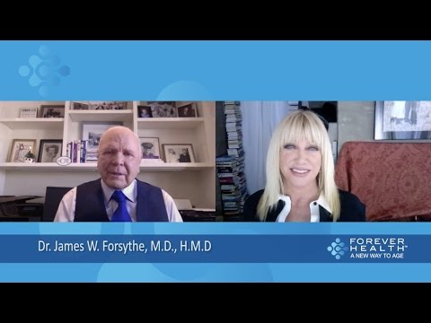 Forever Health Interview: Dr. James Forsythe