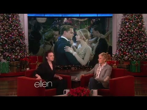 How Carey Mulligan Works a Red Carpet on Ellen show