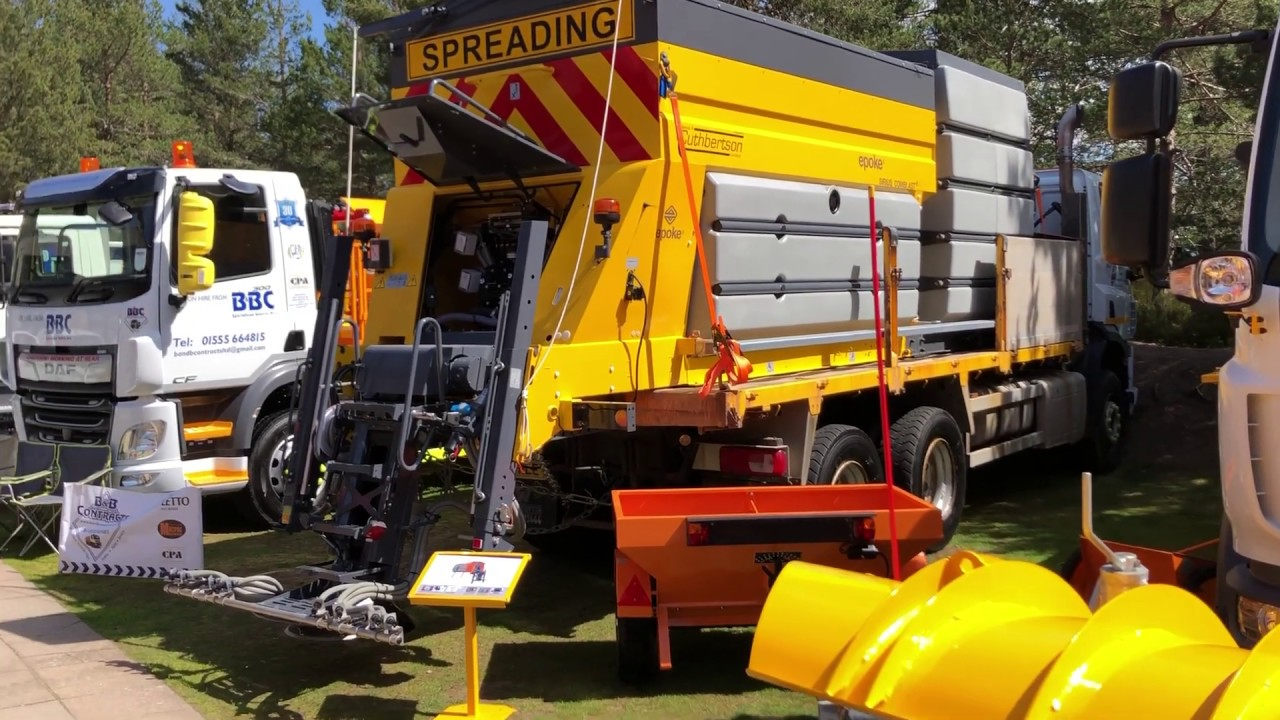 All auctions Industry Epoke SW 4400 Kombi Saltspreder There is complete service on spreader in 2012.