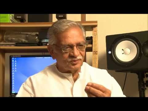 Gulzar Saab speaks about 25 years of Bhupinder and Mitali