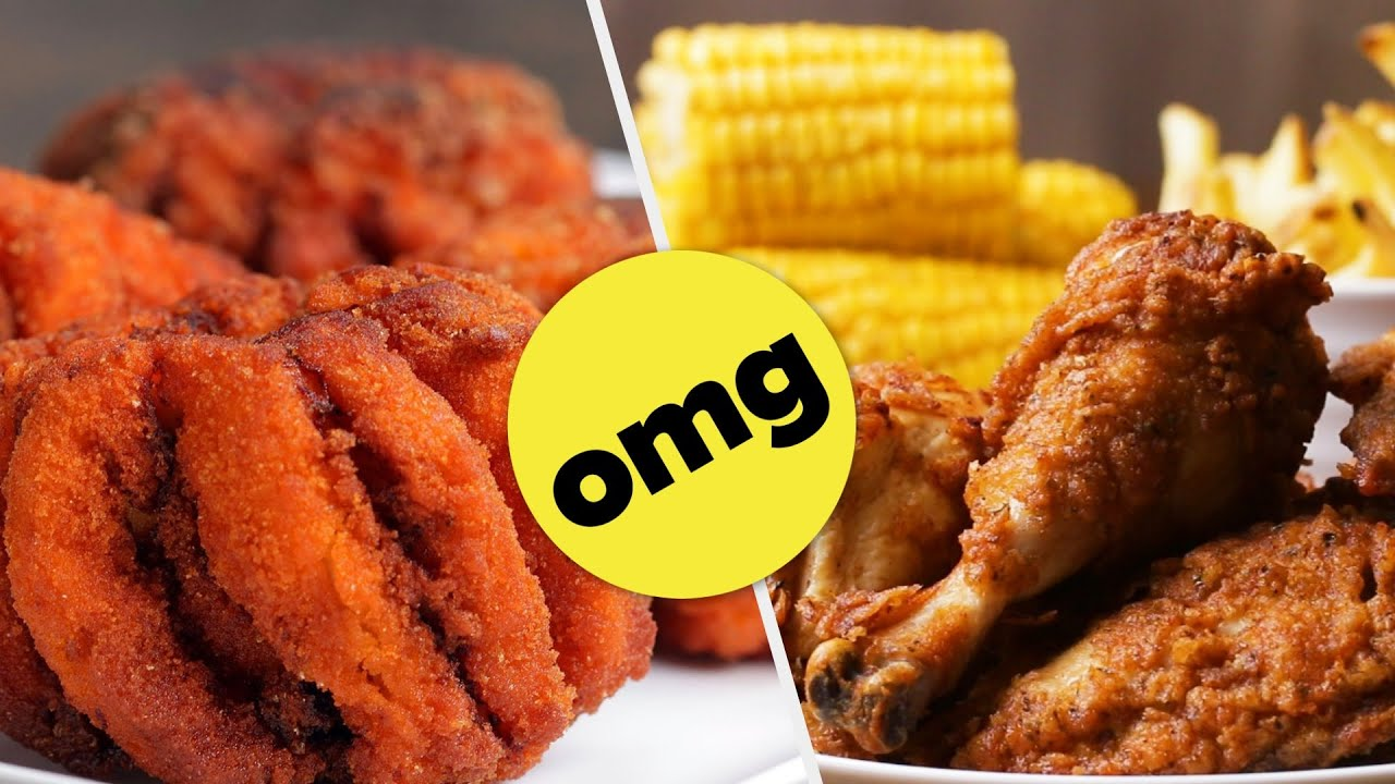 5 Mouth-Watering Fried Chicken Recipes