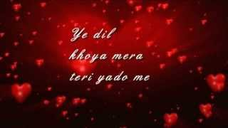 Hello every one, these video wasn't on so i thought to upload it this song is called tu mere liye kuch khas he and also known as a part 2 of ha...
