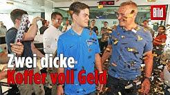 Deutschlands Aus brachte ihm die Million – BILD WM-Tippspiel