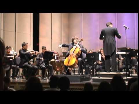 2015 Youth Music Monterey - Hayden