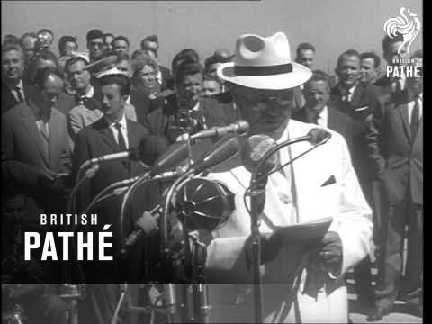 Khruschev Meets Tito - Belgrade    (1963)