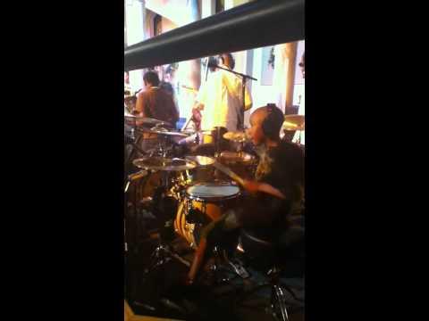 Michael Donovan Parmer 7 yr old drummer phenom