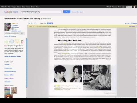 Google Books: How to Search & Locate Citation Information
