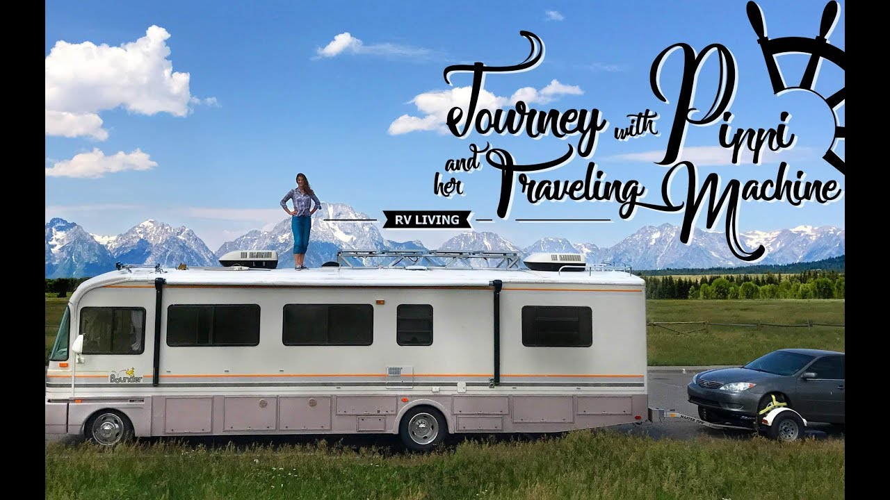 Rv Living With Pippi Peterson Life On The Road Youtube