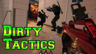 Dirty Caveira Tactics - Rainbow Six Siege