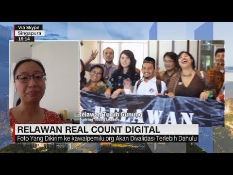 Mengenal Relawan Real Count Digital, Kawal Pemilu