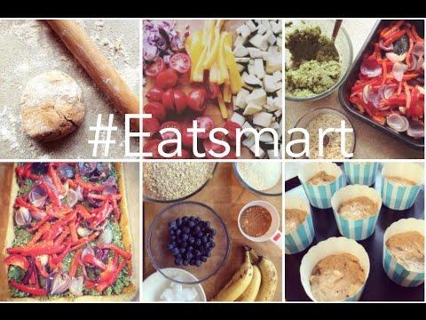 4 Vegan Meals from #EatSmart By Niomi Smart