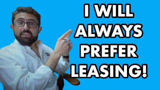 what I've learned after leasing 10 cars over 10 years