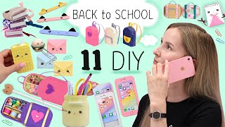 11 Amazing Diy & School Supplies - Back to school 2020