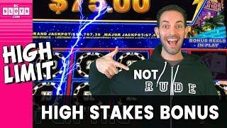 🎰 High Stakes BONUS in HL 💰 $2000 @ The D Las Vegas ✪ BCSlots (S. 2 • Ep. 4)