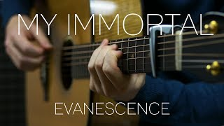 Evanescence My Immortal - Fingerstyle Guitar Cover.mp3
