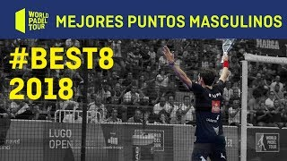#Best8 Puntazos Masculinos World Padel Tour 2018