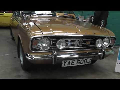 Swampy road trip - NEC and Shepton Mallet classic cars shows 2015.