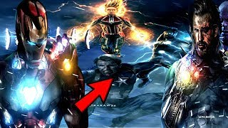 Avengers 4 Is The End Of Iron Man & Captain America REVEALED!? NEW STARK Infinity Gauntlet!?