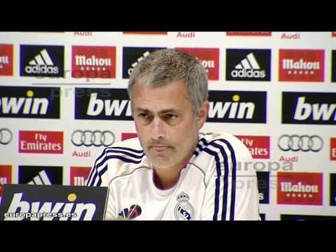"""Mourinho: """"Quiero pensar que vamos a ganar la Liga"""""""