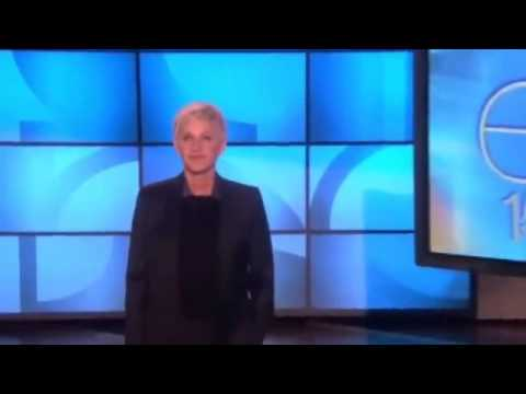 Greatest Moments Happy Accidents on Ellen Show
