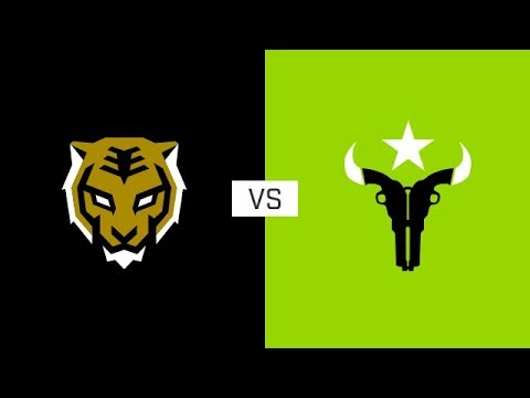 Full Match | Seoul Dynasty vs. Houston Outlaws | Stage 1 Wee