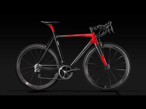 Audi Launches cycle worth 13 Lakhs