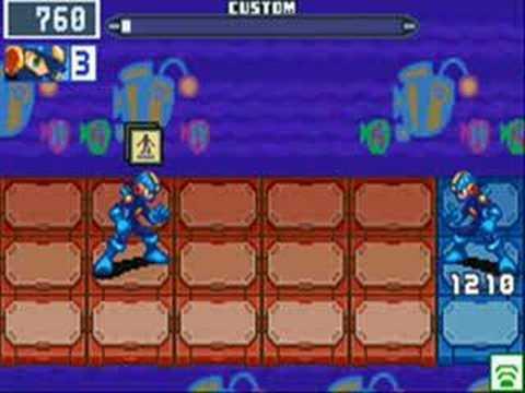 Rockman.EXE 6 Netbattling Tactics: Draconis
