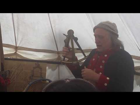 18th Century Surveying and Map Making