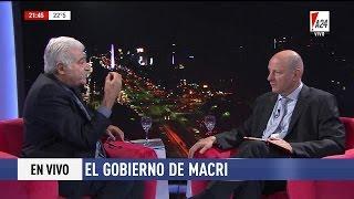 """""""Emergencia Intelectual"""" con Jorge Asís y Sergio Berensztein - 07/04/17"""