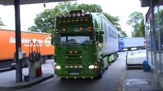 Scania 164 V8