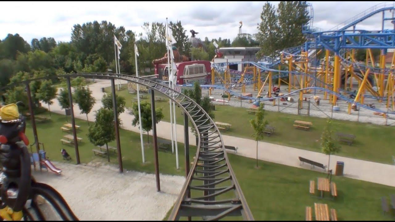 Wacky Roller Coaster Adventure Landing