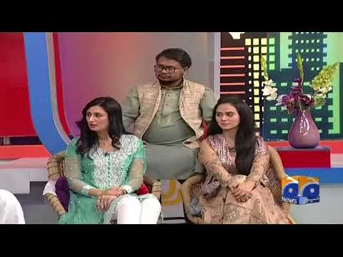 Khabarnaak - 06-May-2018 - Geo News