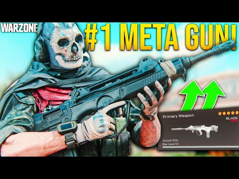 Call Of Duty WARZONE: This Is The NEW #1 META WEAPON To Use! (WARZONE Best Loadout)