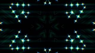 Abstrakten Stil Sterne VJ/Dj-Animation-Hintergrund-Royalty-free Animated Motion background, HD, Schleifen