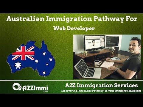 Web Developer | 2020 | PR / Immigration Requirements For Australia