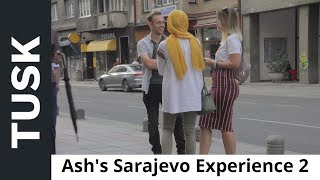 Client Ash 'Party Daygame' In Sarajevo, Bosnia During Film Festival - Part 2
