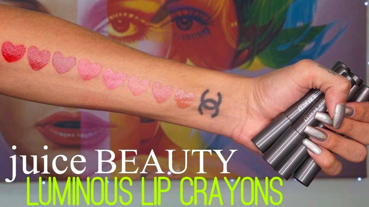 PHYTO-PIGMENTS Luminous Lip Crayon by Juice Beauty #10