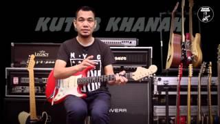 Luhur (Solo Chords) - Tutorial