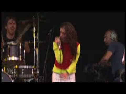 Juliette Lewis and the Licks - You're Speaking My Language [Live]